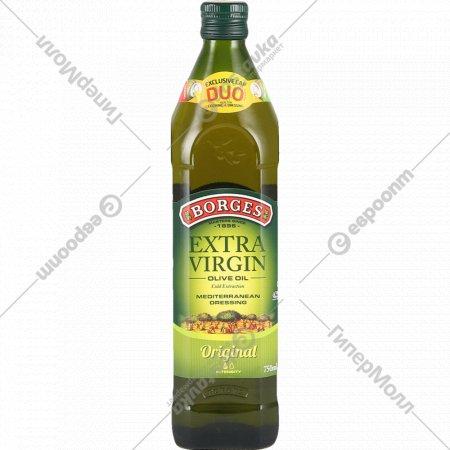 Масло оливковое «Borges» Original, нерафинированное, 0,75 л.