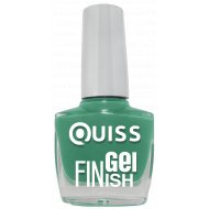 Лак для ногтей «Quiss» Gel Finish, тон 3, 10 мл.