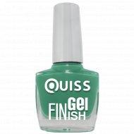 Лак для ногтей «Quiss» Gel Finish, тон 3, 10 мл.