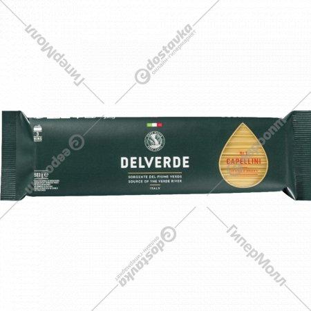 Макаронные изделия «Delverde» спагетти №1, 500 г.