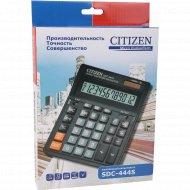 Калькулятор «Citizen» SDC-444S, электронный.