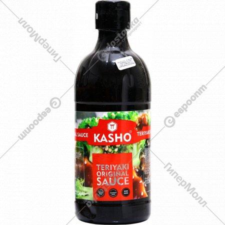 Соус оригинальный «Kasho» терияки, 470 мл.