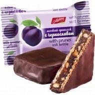 Конфеты «Мягкий грильяж с черносливом» 1кг., фасовка 0.39-0.4 кг