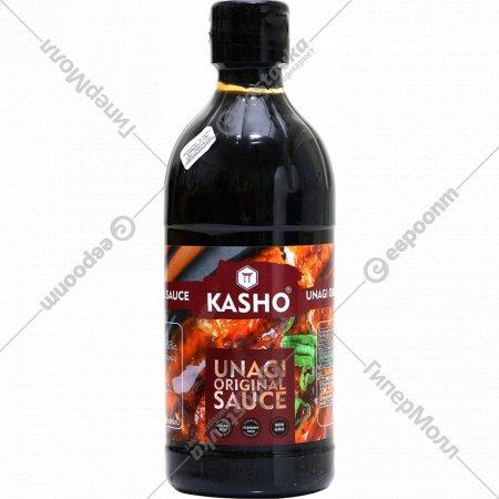 Соус оригинальный «Kasho» унаги, 470 мл.