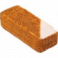 Торт «Медовичок» ванильный, 350 г.