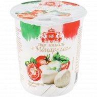 Сыр мягкий «Моцарелла» 45%, 180 г