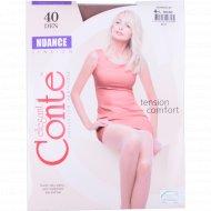 Колготки женские «Conte» Nuance 40, Bronz.