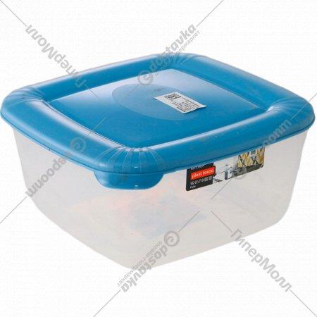 Емкость для хранения пищевых продуктов «Polar» квадратная, 2.5 л.