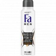 Антиперспирант «Fa» Men, Xtreme Invisible.