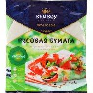 Рисовая бумага «Sen Soy» 100 г.