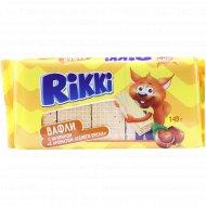 Вафли «Rikki» с ароматом лесного ореха 140 г.