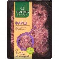 Фарш мясной «Белорусский» триумф, охлажденный, 1 кг., фасовка 1-1.5 кг