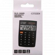 Калькулятор «Citizen» SLD-100NR.