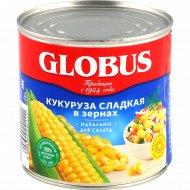 Кукуруза консервированная «Globus» сладкая, 340 г