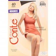 Колготки женские «Conte» Nuance, 40 den, размер 4, shade.