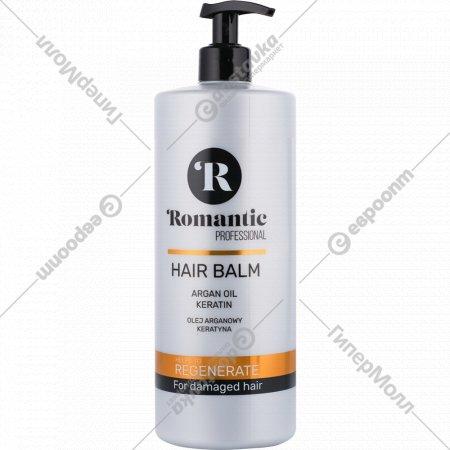 Бальзам для волос «Romantic» для поврежденных волос, 850 мл