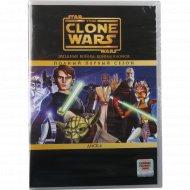 DVD «Звездные войны: Войны клонов» 1 сезон, Т.4.