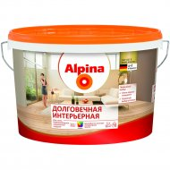Краска «Alpina» ВД-ВАЭ, интерьерная, База 1, 2.5 л