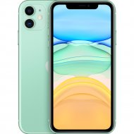 Смартфон «Apple» iPhone 11 64GB Green MWLY2RM/A.
