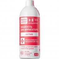 Жидкость «Waterdent» для ирригатора актив, 500 мл.