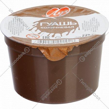 Гуашь «Луч» коричневая, 225 мл.