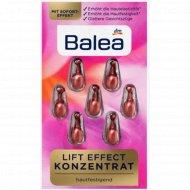 Концентрированные капсулы «Balea» Lift Effect для ухода за лицом,7 шт.