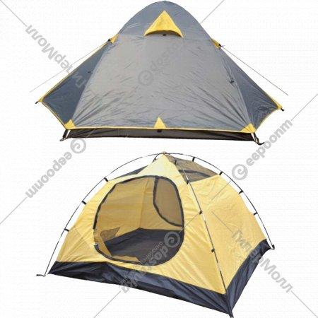 Палатка туристическая «Богатырь-3».