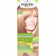 Краска для волос «Palette» фитолиния, 300 светло-русый.