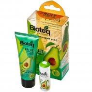Набор «Bioteq» крем для рук и бальзам для губ увлажняющий уход.