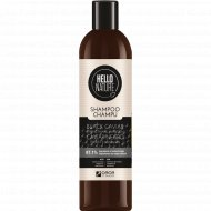Шампунь для волос «Hello nature black caviar» 300 мл