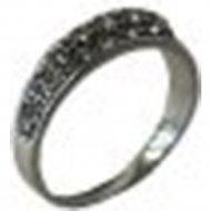 Кольцо «Jenavi» Звездопад_ч, D3563000, р. 18