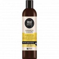 Шампунь для волос «Hello nature marula oil» с маслом марулы, 300 мл.