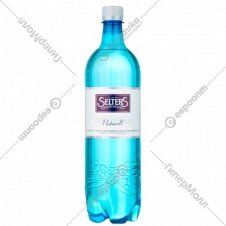 Вода минеральная «Selters» негазированная, 1 л.