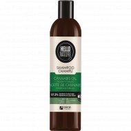 Шампунь для волос «Hello nature cannabis oil» масло конопли, 300 мл.