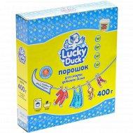 Средство порошкообразное «Lucky Duck» для детского белья, 400 г.