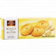 Печенье «Feine Biscuits» сливочное, 130 г