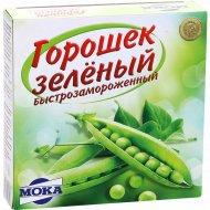 Горошек зеленый «Мока» быстрозамороженный, 400 г.