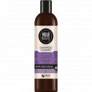 Шампунь для волос «Hello nature acai oil» масло ягод асаи, 300 мл.
