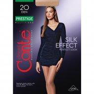 Колготки женские «Conte» Prestige, 20 den, размер 5, natural
