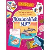 Книга «Подводный мир» интерактивная игровая папка.