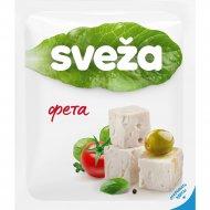 Сыр мягкий «Фета Sveza» рассольный, 45%, 200 г.