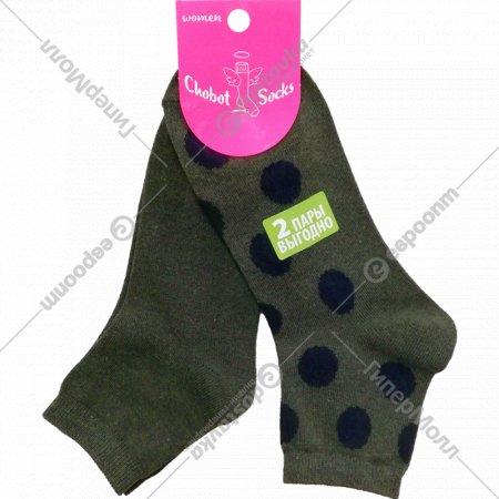 Носки женские, размер 25.