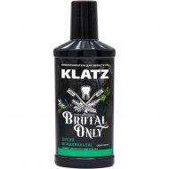 Ополаскиватель для полости рта «Klatz» Brutal Only, Можжевельник, 250 мл