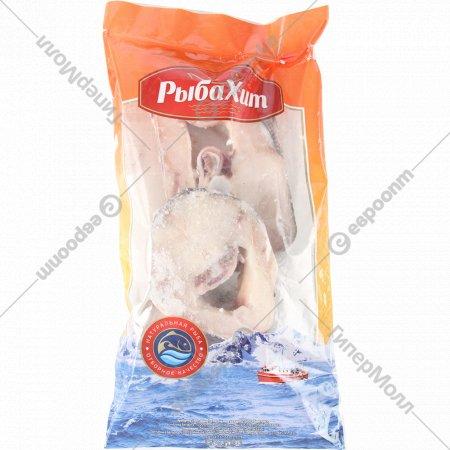 Рыба мороженая «Сайда» фасованная, 1 кг., фасовка 0.8-1.1 кг
