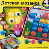 Игрушка развивающая «Мозаика»