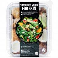 Набор из 7 таканевых масок «Superfood» здоровое сияние, 7 шт.
