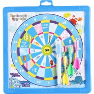 Игрушка «Доска для рисования+дартс» BR-5143.