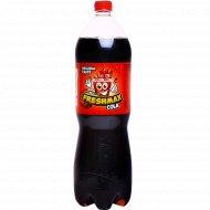 Напиток безалкогольный «Freshmax» кола, 2 л.