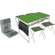 Комплект мебели «Nika» стол складной и 4 стула