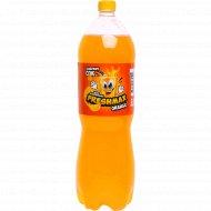 Напиток безалкогольный «Freshmax» апельсин, 2 л.